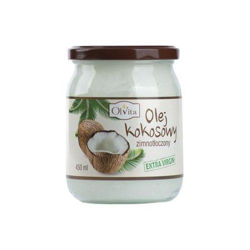 Ol`vita Olej kokosowy zimnotłoczony 450ml