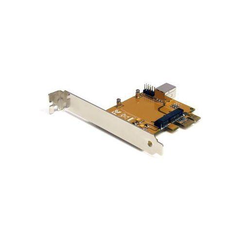 Startech.com pci na pci-e adapter (0065030845793)