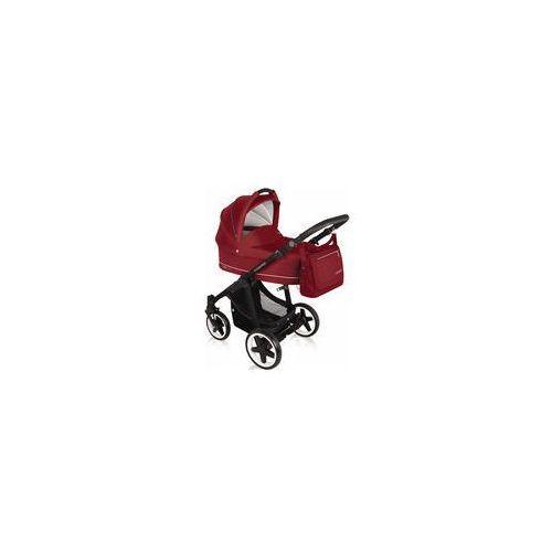 Baby design Wózek wielofunkcyjny lupo comfort  (dark red)