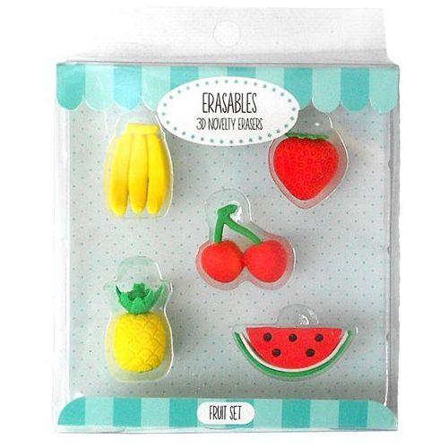 Gumki do mazania – zestaw owoców marki Blueprint