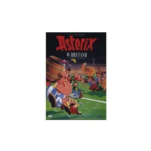 Asterix w Brytanii (DVD) - Pino Van Lamsweerde OD 24,99zł DARMOWA DOSTAWA KIOSK RUCHU (5905116005046)
