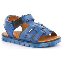 Froddo sandały chłopięce 35 niebieskie (3850292755204)