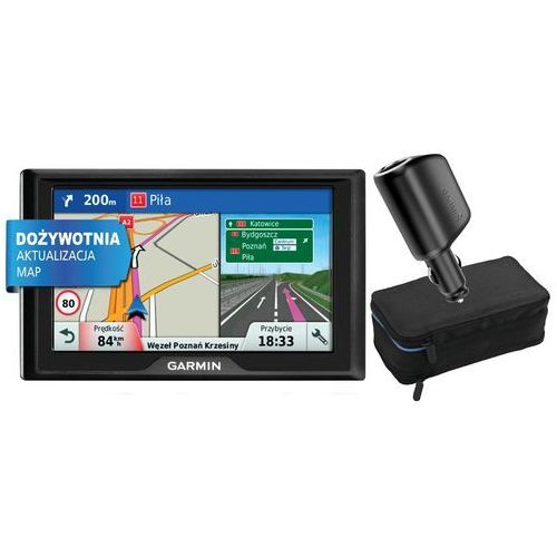Garmin Drive 60 LM (system nawigacji GPS)