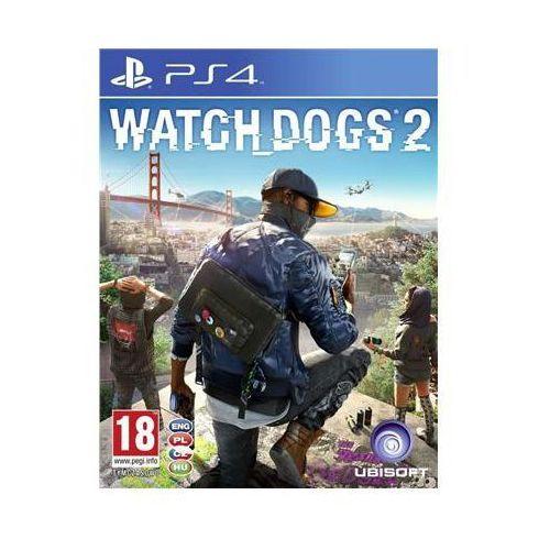 OKAZJA - Watch Dogs 2 (PS4)