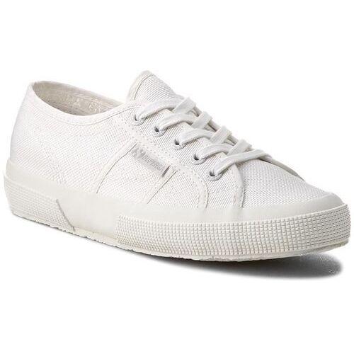 Tenisówki SUPERGA - 2750 Cotu Classic S000010 Total White C42, kolor biały
