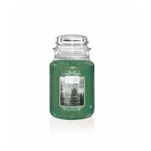 Yankee Candle Świeca w Dużym Słoiku Evergreen Mist, 1623710E