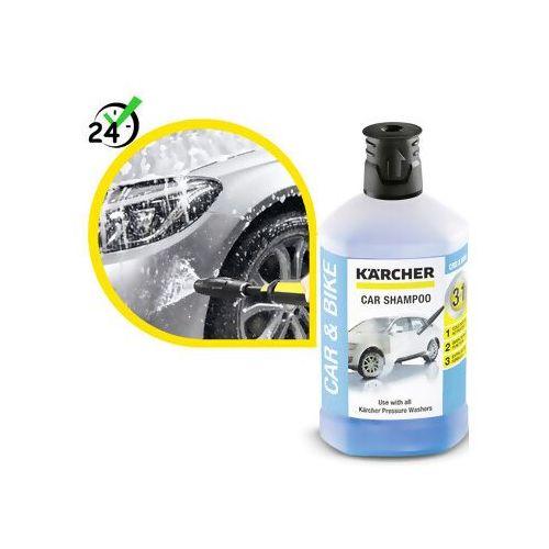 Środek czyszczący (1l) do samochodu 3w1, #sklep specjalistyczny #karta 0zł #pobranie 0zł #zwrot 30dni #raty 0% #gwarancja d2d #leasing #wejdź i kup najtaniej marki Karcher