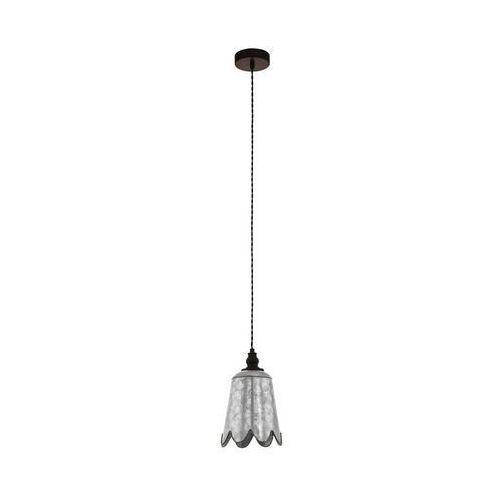 Eglo 43097 - żyrandol na lince karhold 1xe27/60w/230v