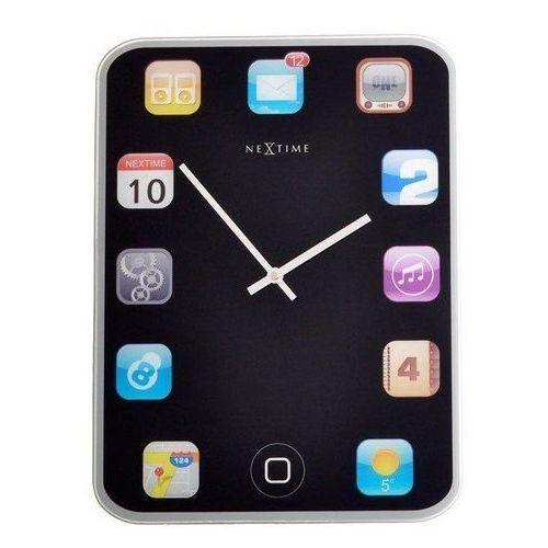 Zegar ścienny Nextime Mini Wall Pad (5181), 5181