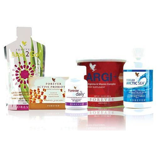 Zestaw Vital 5 z Aloe2Go Forever Living Products