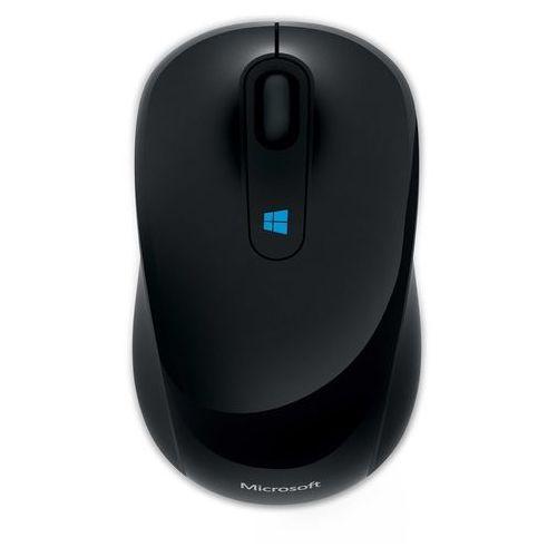 Microsoft Mysz  sculpt mobile czarny (0885370588538)