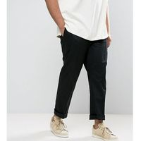 Polo Ralph Lauren Big & Tall Chinos Stretch Twill in Black - Black, chinosy