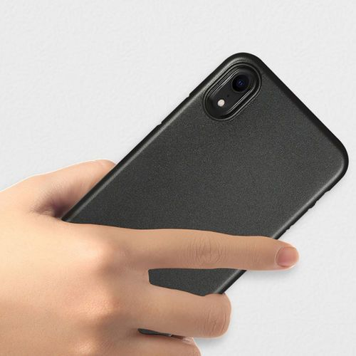 Benks Etui lollipop iphone xr - solid black (6948005945664)
