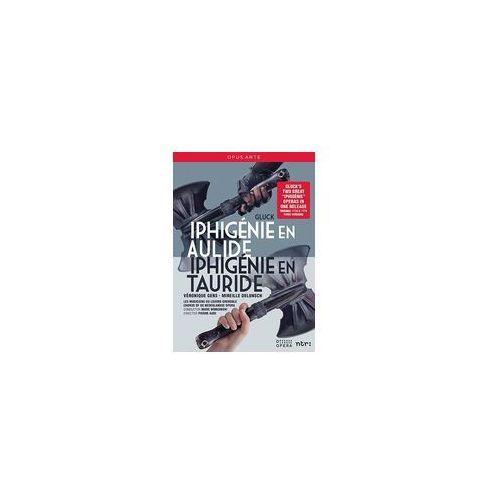 Opus arte Gluck: iphigenie en aulide & iphigenie en tauride (0809478010999)