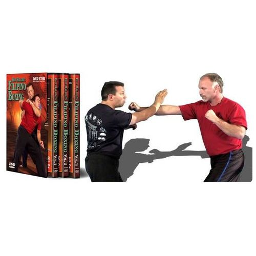 Dvd  ron balicki's filipino boxing (vdfb) marki Cold steel