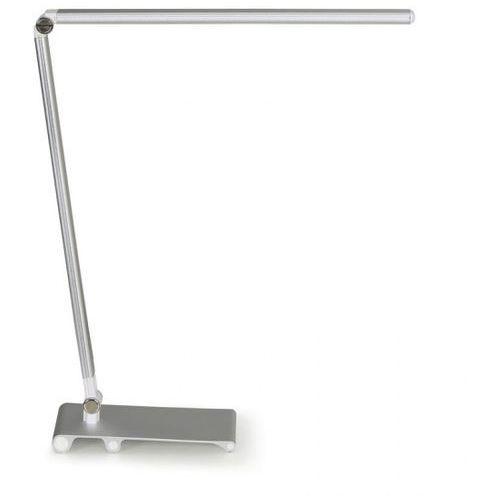 B2b partner Lampa stołowa silvan, srebrna