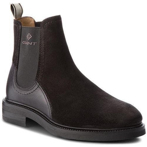 Sztyblety GANT - Martin 17653905 Black G00, kolor czarny