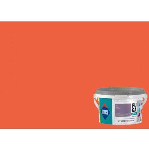 Fuga elastyczna artis 2kg pomarańczowy 219  od producenta Atlas