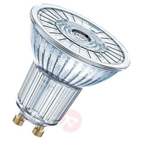 Żarówka LED OSRAM 4052899390171, GU10, 4.6 W = 50 W, 350 lm, 2700 K, ciepła biel, 230 V, 25000 h, 1 szt., 4052899390171