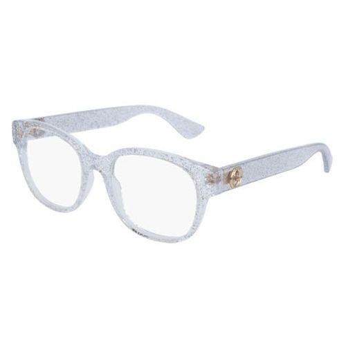 Okulary korekcyjne gg0040o 005 marki Gucci