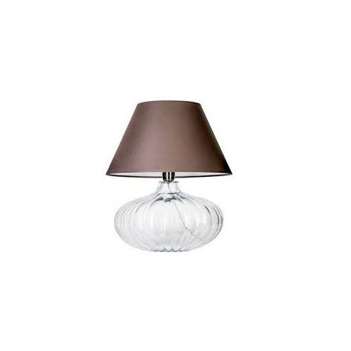 Lampa stołowa lampka 4Concepts Brno 1x60W E27 ciemnoszary/biały L006011241, L006011241