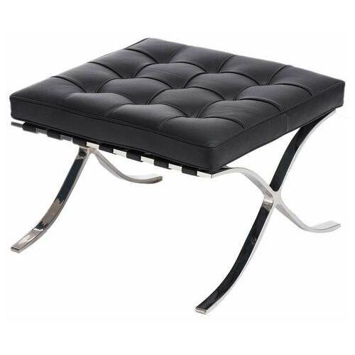Podnóżek ba1 czarny inspirowany barcelona marki D2.design