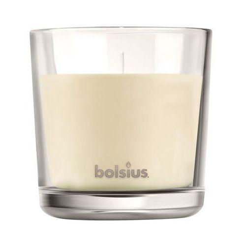 Świeca zapachowa w szkle TRUE SCENTS wanilia BOLSIUS
