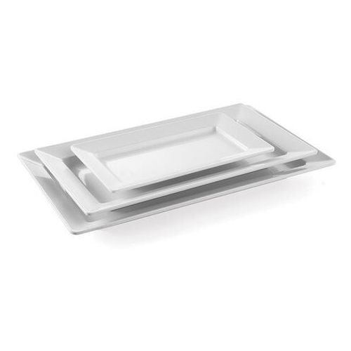 Fine dine Półmisek prostokątny z melaminy 360x205mm