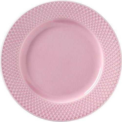Talerz śniadaniowy rhombe 21 cm marki Lyngby