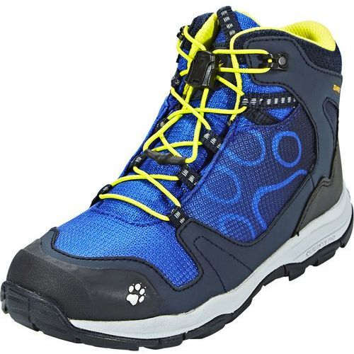 Jack Wolfskin AKKA TEXAPORE MID Buty trekkingowe vibrant blue, kolor niebieski