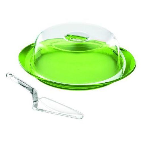 Guzzini - zestaw do ciasta - Feeling - zielona - zielona