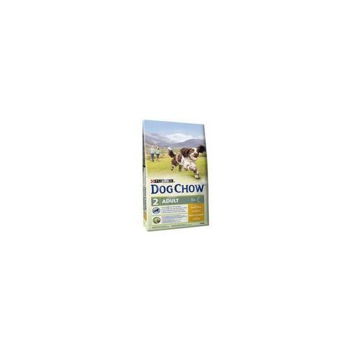 Purina  dog chow adult chicken 2,5kg (7613031642540)
