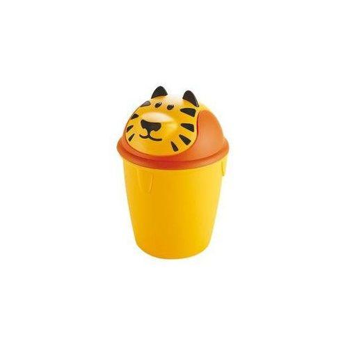 Kosz na śmieci tygrysek 12l marki Curver