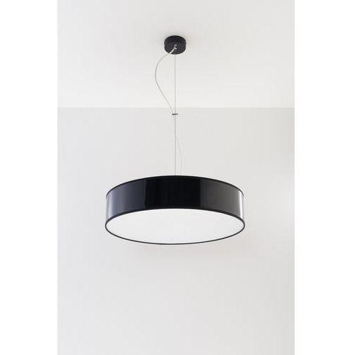 Lampa wisząca SOLLUX LIGHTING Arena 35 Czarny + DARMOWY TRANSPORT!, kolor Czarny