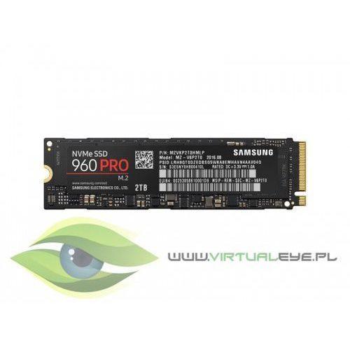 Dysk ssd 960 pro mz-v6p2t0bw 2 tb marki Samsung