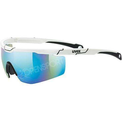 Okulary wymienne szyby sportstyle 117 biały marki Uvex