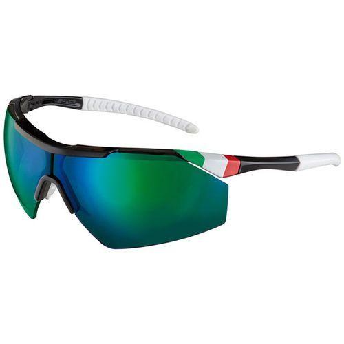 Salice Okulary słoneczne 004 ita polarized bk/rwpgn