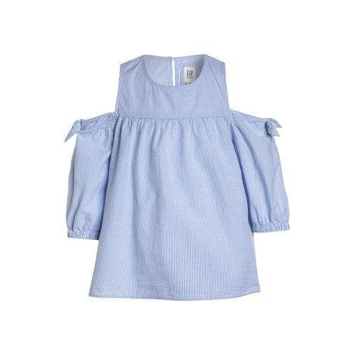 GAP GIRLS Tunika hanover blue, kolor niebieski
