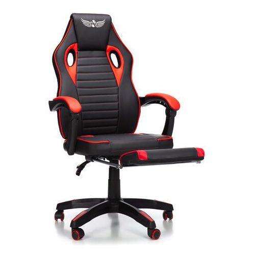 Fotel gamingowy NORDHOLD - ULLR PLUS - czerwony (5908239699765)