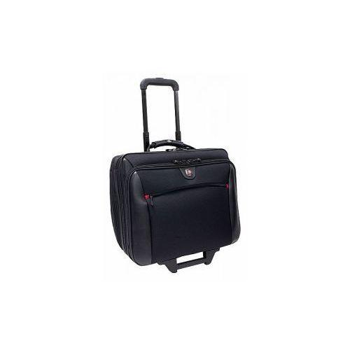 """Wenger Potomac pilotka marki teczka biznesowa torba na kołach z kieszenią na laptopa i dodatkową torbą 17"""""""