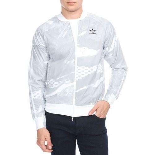 adidas Originals Los Angeles Superstar Track Jacket Biały L