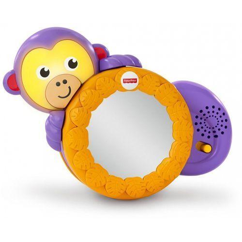 Fisher price małpka-lustereczko raczkuj ze mną