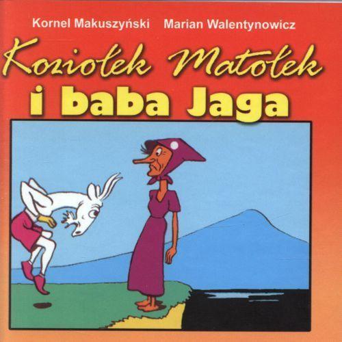 Koziołek Matołek i baba Jaga składanka (opr. twarda)