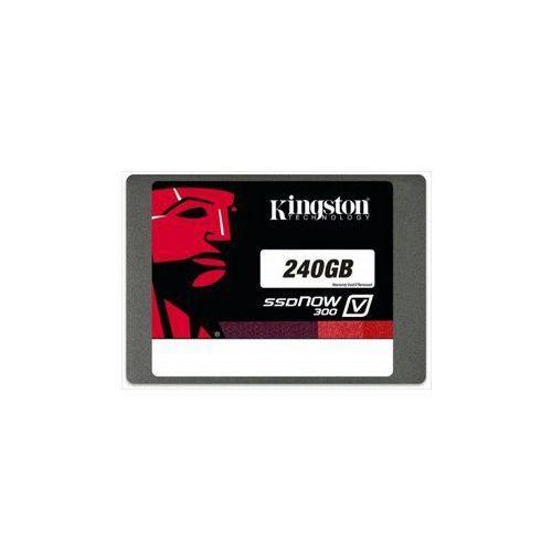 Dysk KINGSTON SSD SV300S3B7A/240G 240GB + Zamów z DOSTAWĄ W PONIEDZIAŁEK! + DARMOWY TRANSPORT!