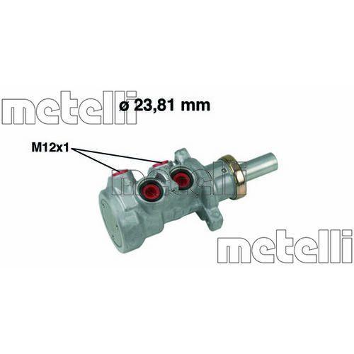 Pompa hamulcowa METELLI 05-0640