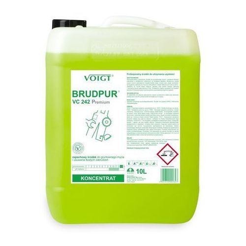 Voigt Brudpur premium 10l vc242 na plamy z oleju, smaru (5901370002623)
