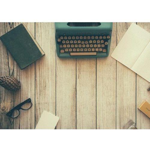 Wally - piękno dekoracji Tablica suchościeralna 220 maszyna do pisania