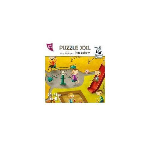 Kapitan nauka puzzle xxl. plac zabaw 2-4 lata marki Edgard
