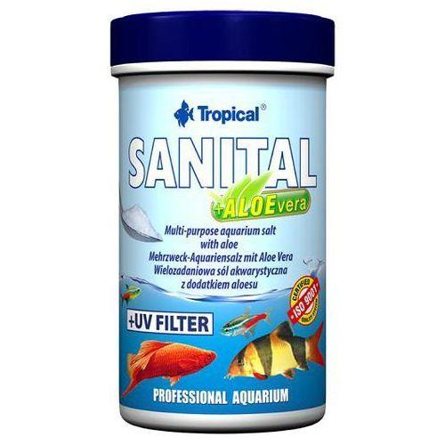 sanital sól akwarystyczna z dodatkiem aloesu wyprodukowany przez Tropical