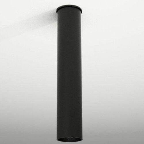 Shilo Downlight lampa sufitowa arida 1111 natynkowa oprawa reflektorowa do łazienki tuba czarna